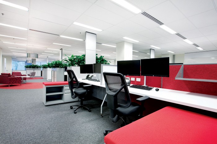Modern Office Designer - Corporate Interiors Pvt. ltd.