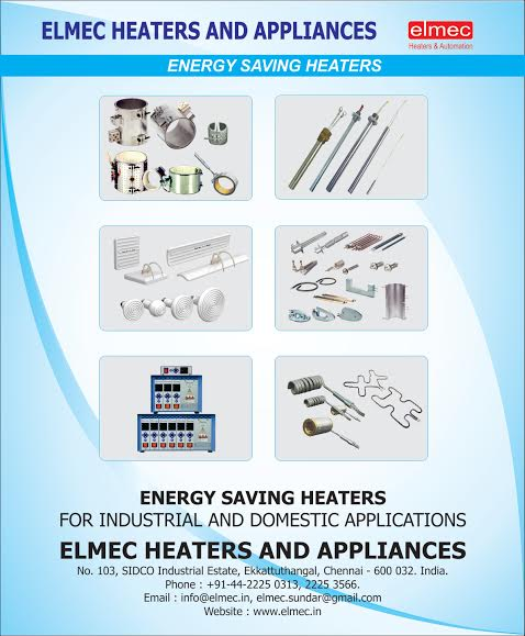 Elmec Heaters and automation -  928 222 7071