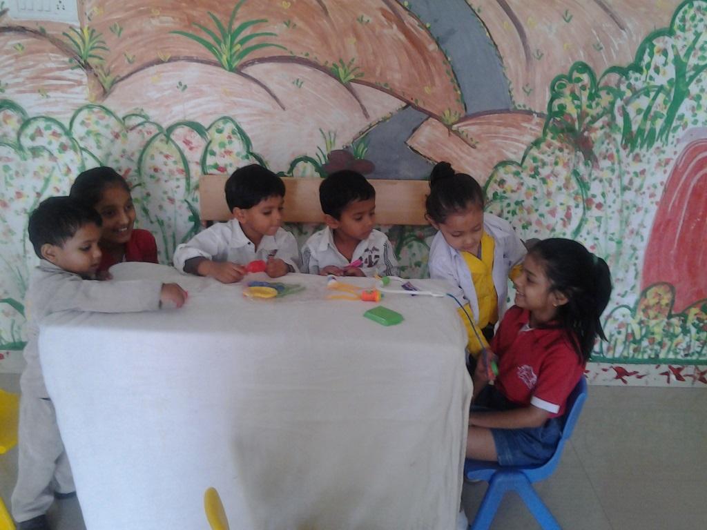 De Kids Castle School