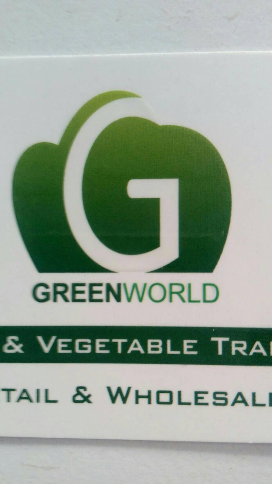 Green World fruit & Vegetables