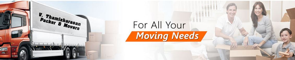 Thamizharasan Packers and Movers