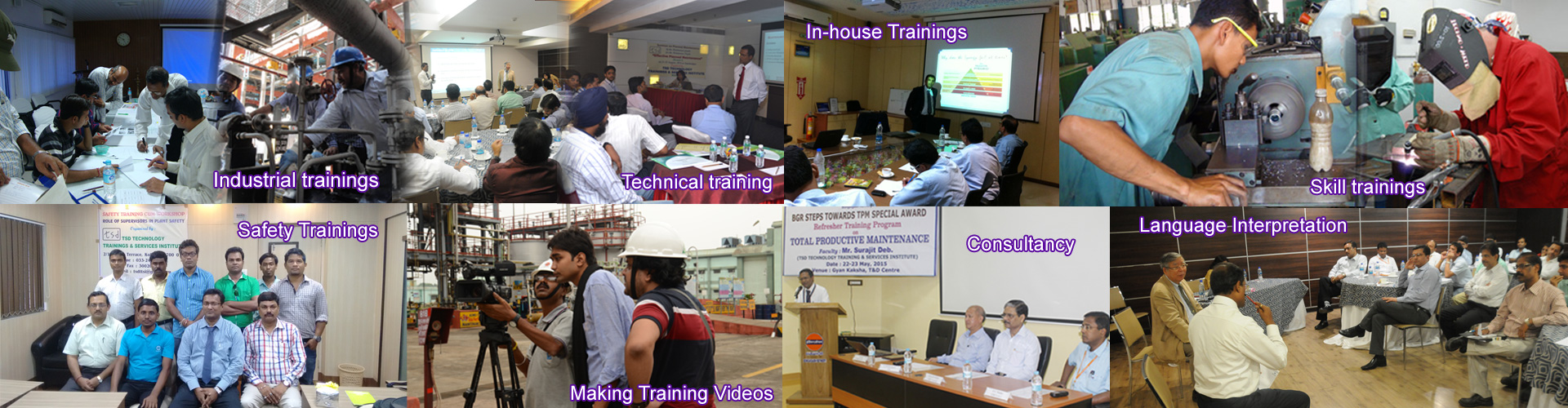 Tsd Technology Trainings & Services Institute