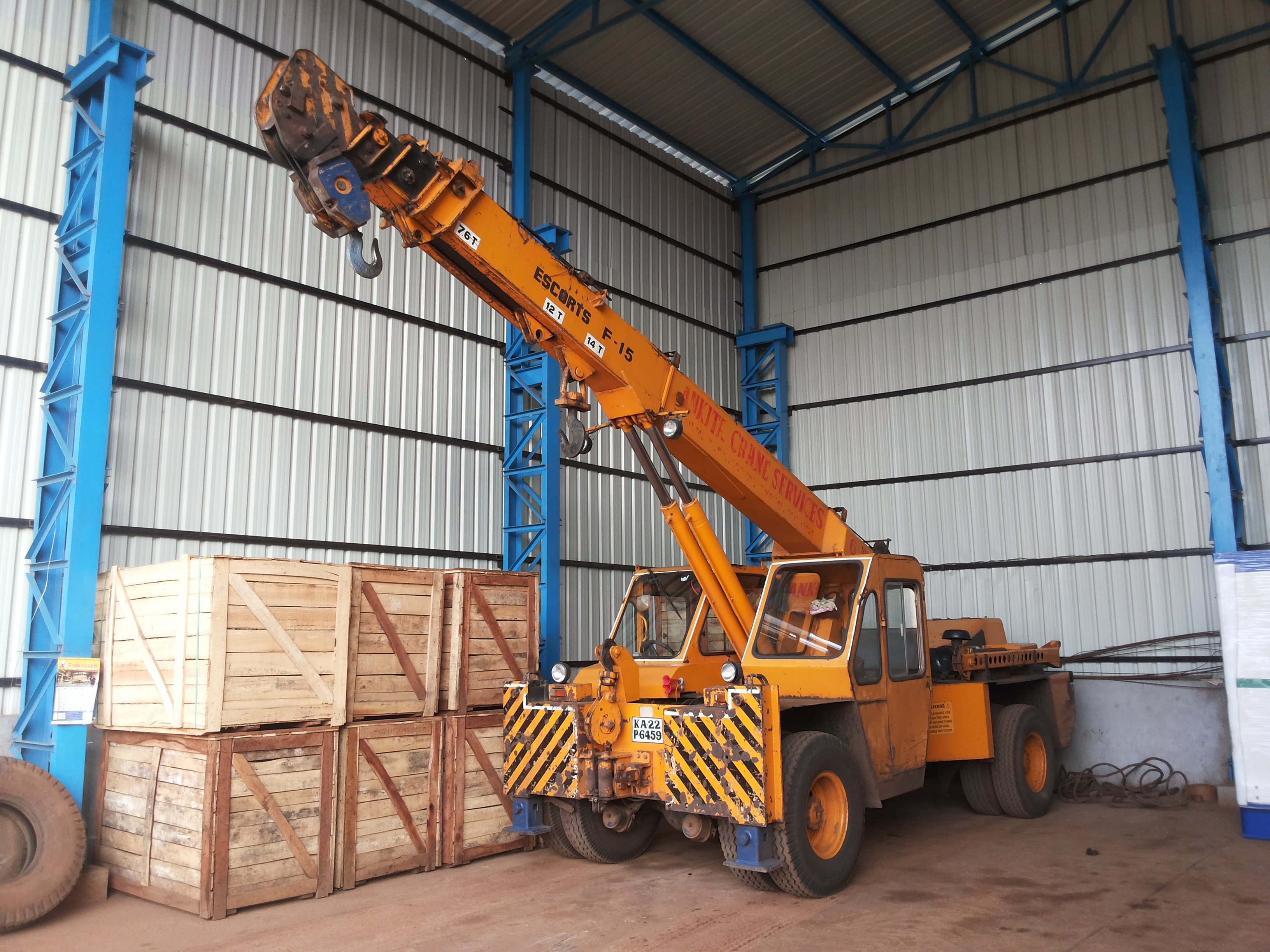 Ankita Crane Services