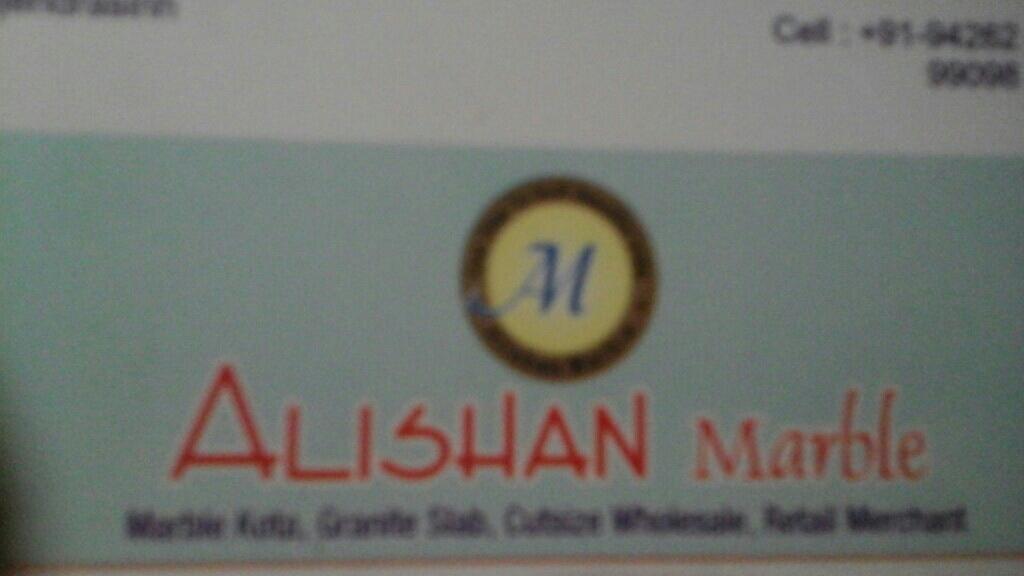 Alishan Marble