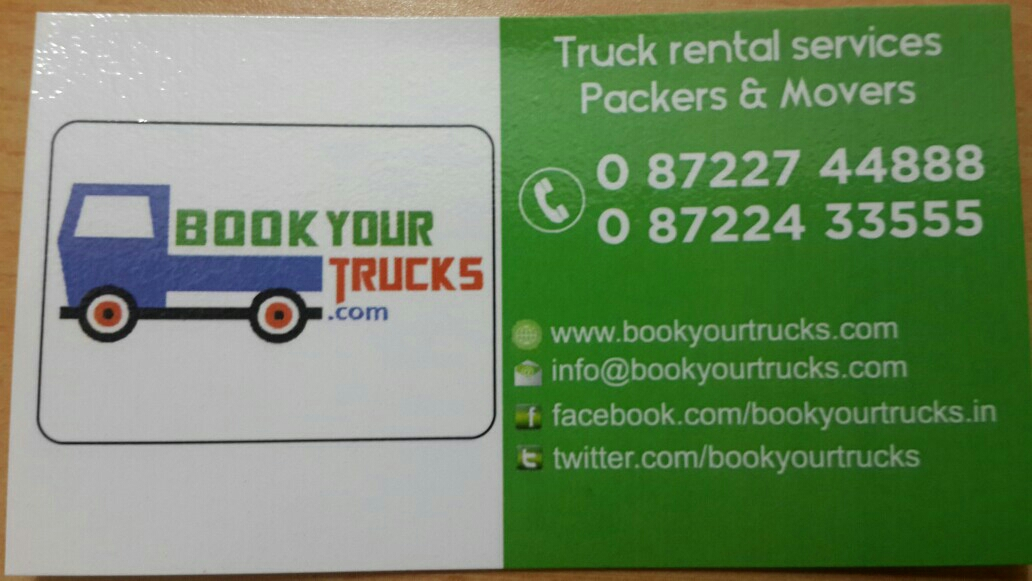 Book Your Trucks