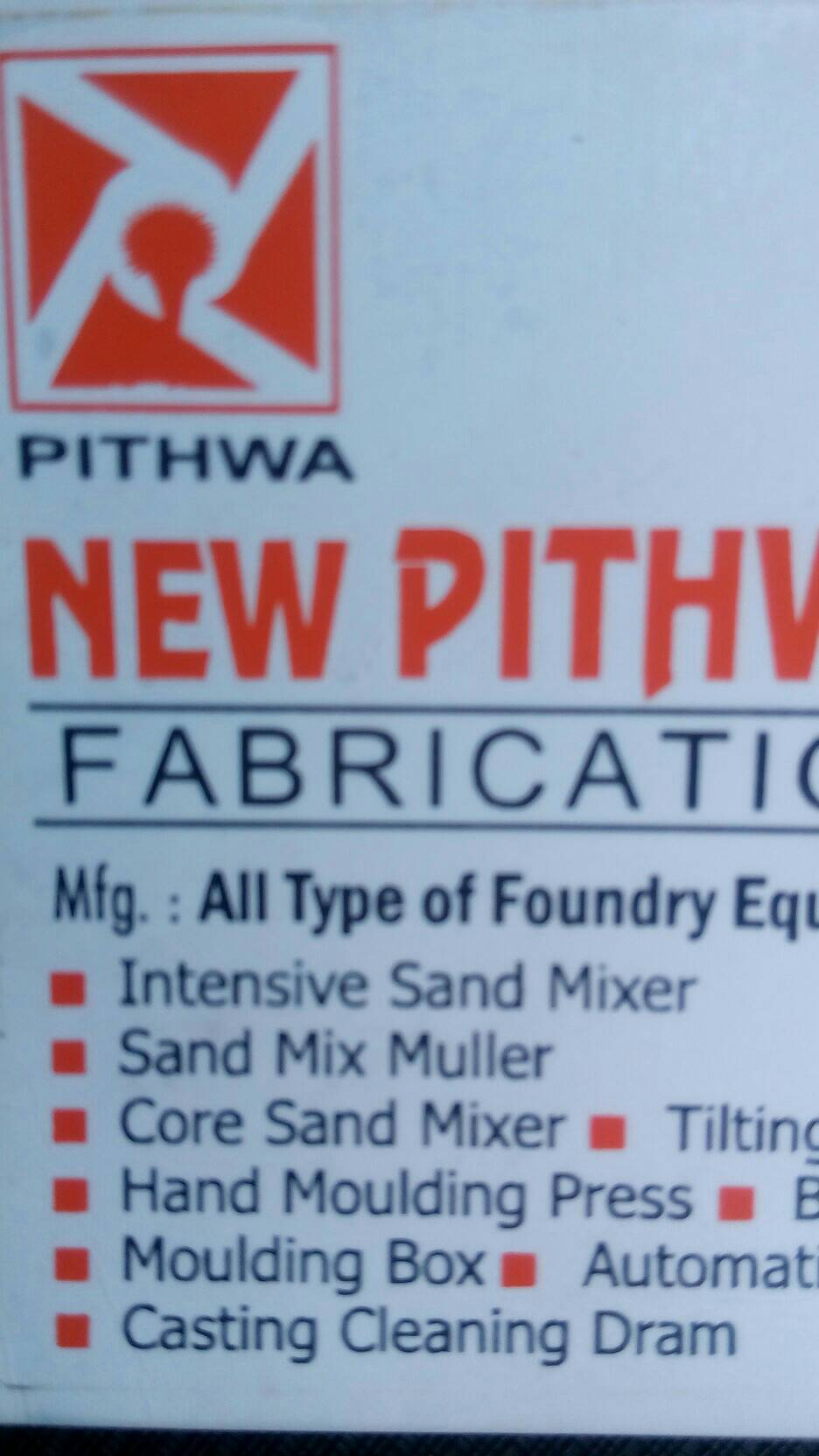 Pithva Fabrication