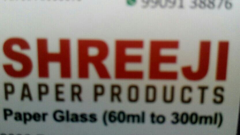 Shreeji paper products