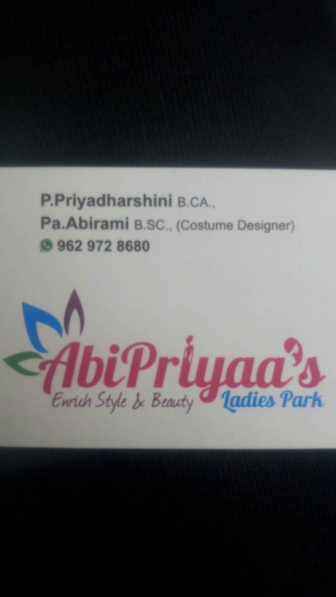 Abi Priyaa
