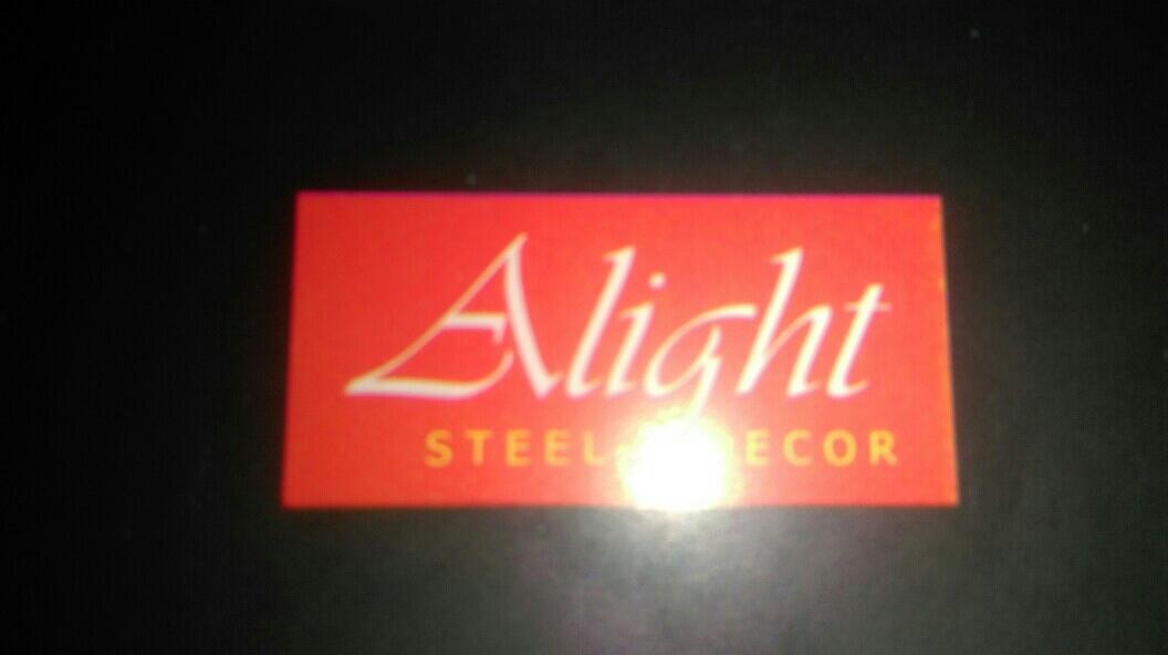 Alight Steel Decor