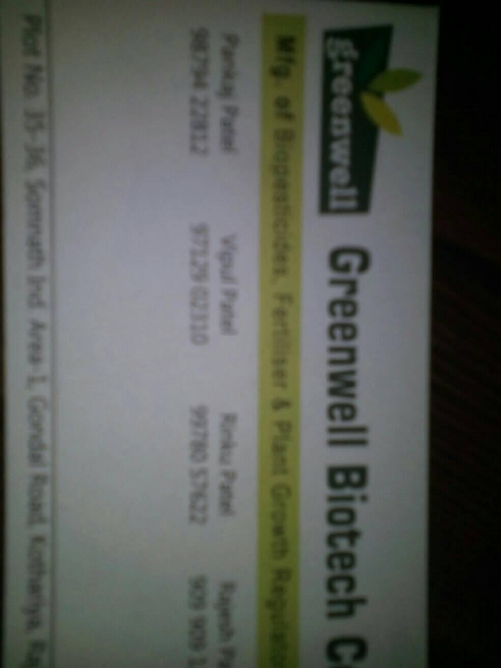 Greenwell Biotech