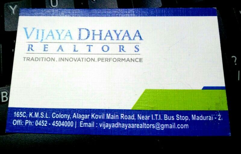 Vijaya Dhayaa Realtors