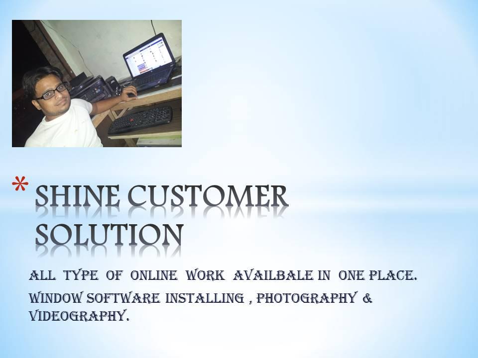 shine customer solutions