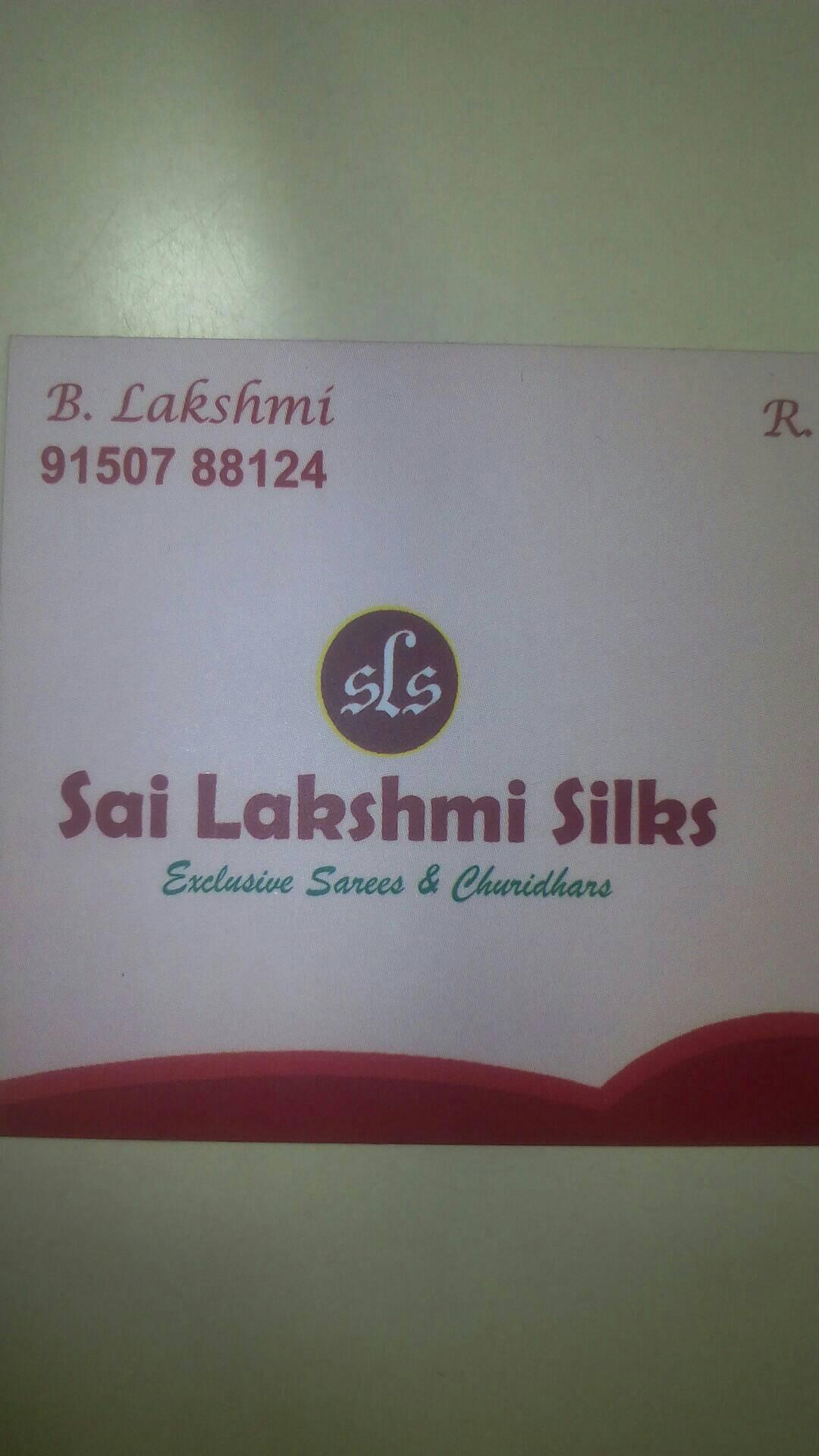 Sai Lakshmi Silks 9789526584