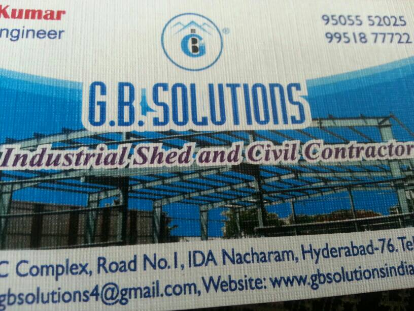 G.B SOLUTIONS