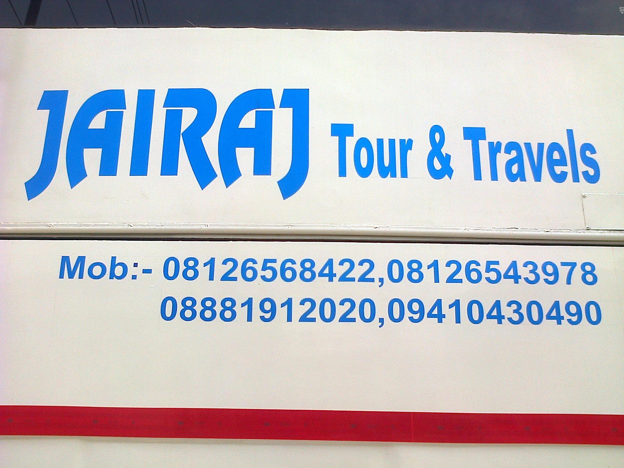 JAIRAJ Bus Service