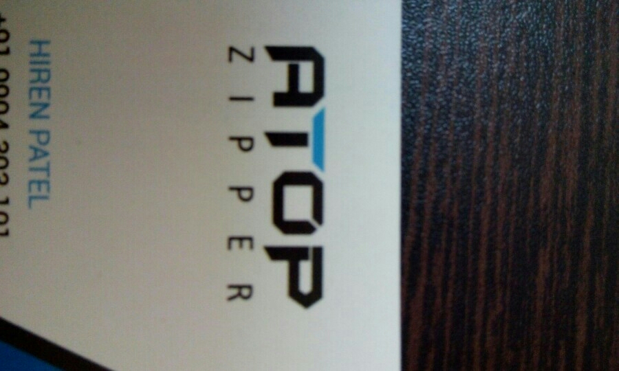 ATOP ZIPPER