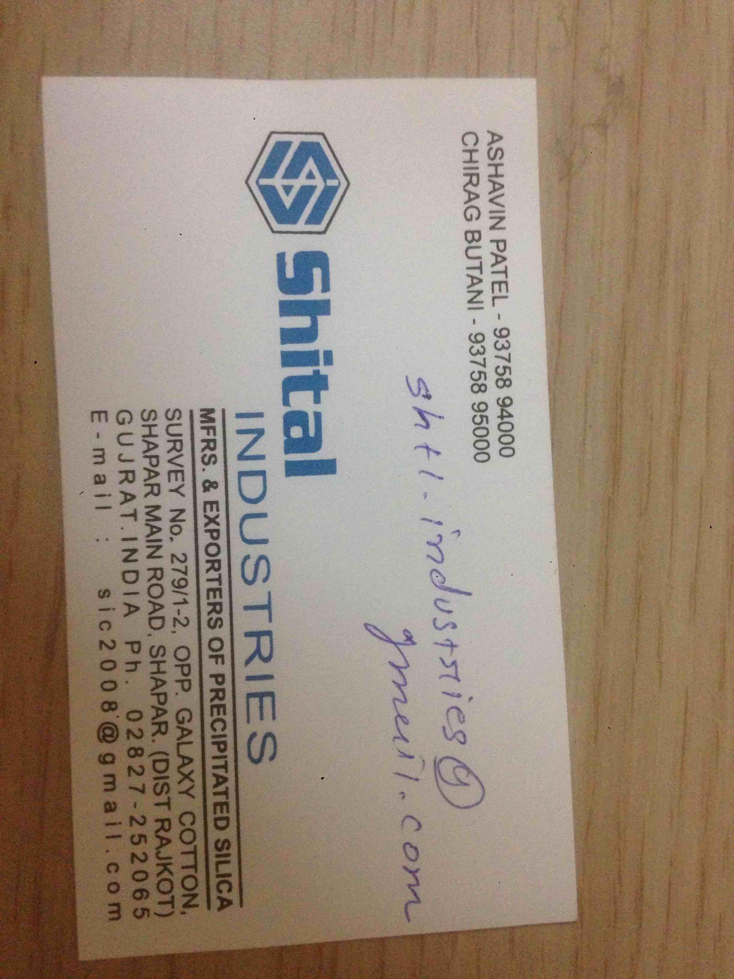Shital Industries
