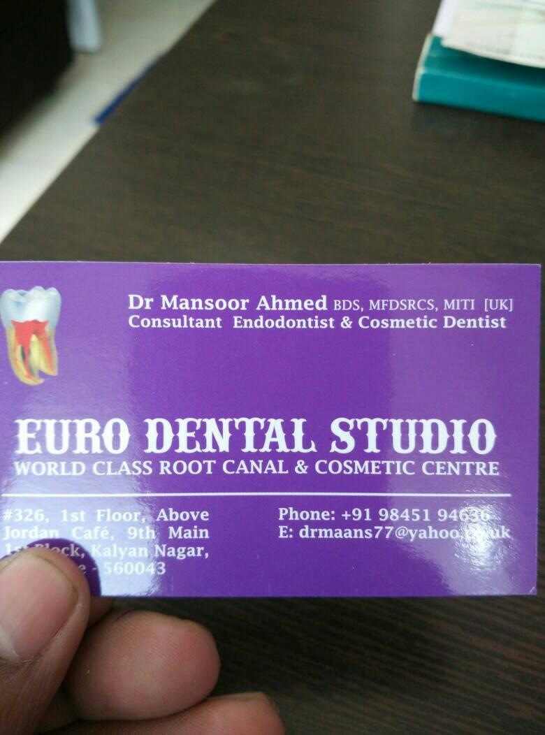 Euro Dental Studio