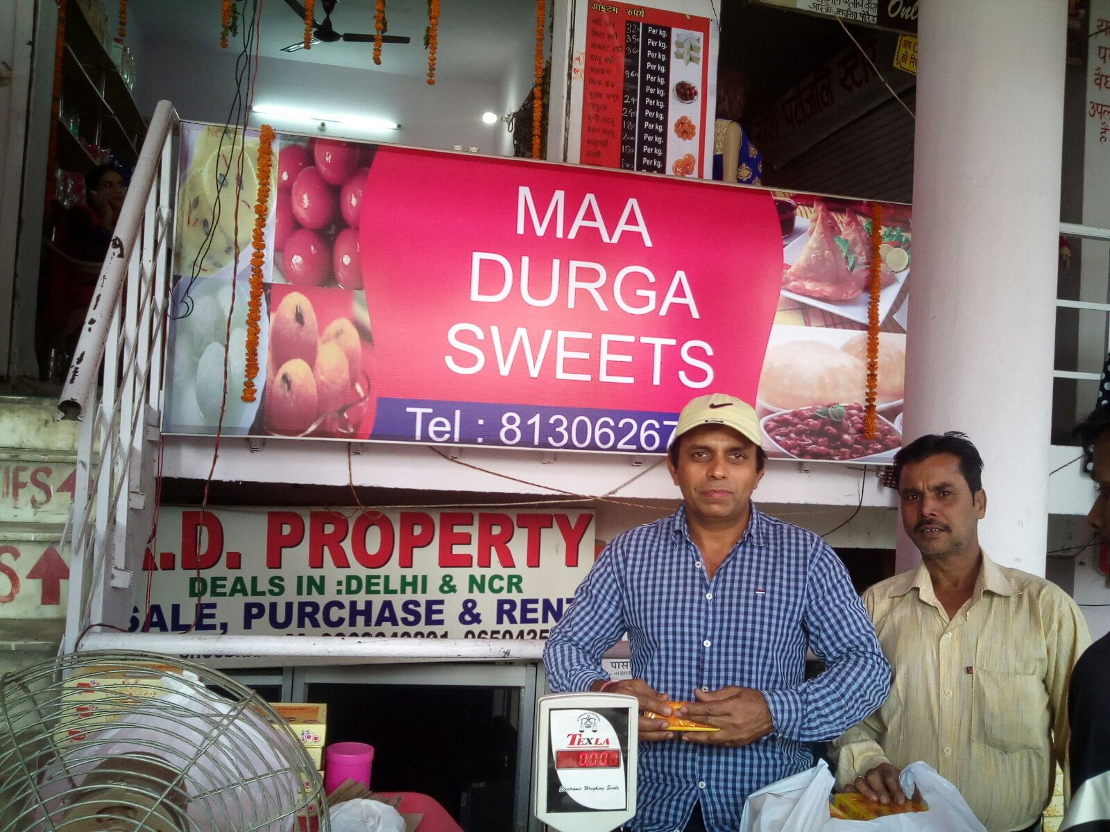 Maa Durga Sweets