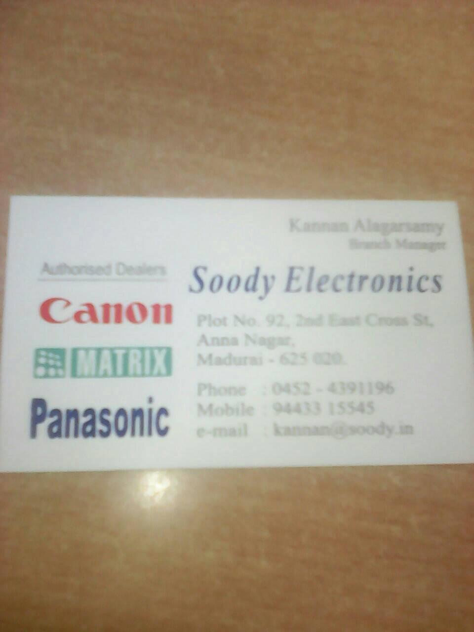 Soody Electronics