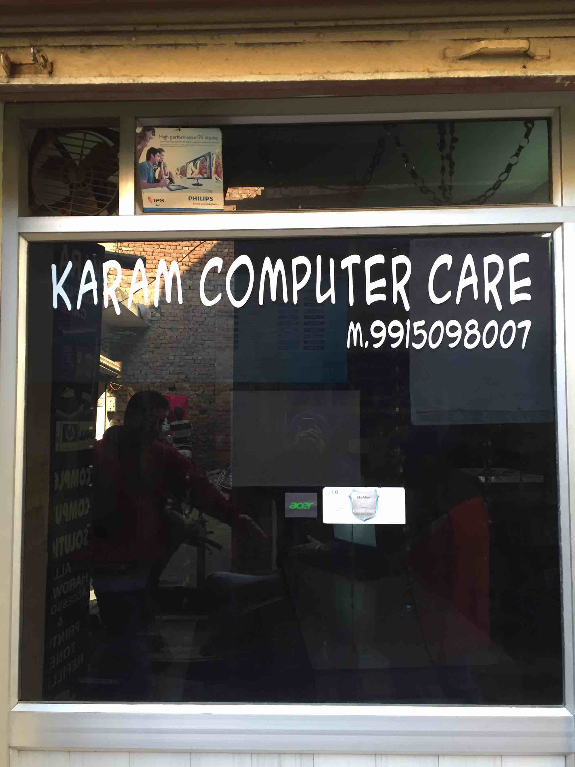 KARAM COMPUTERS