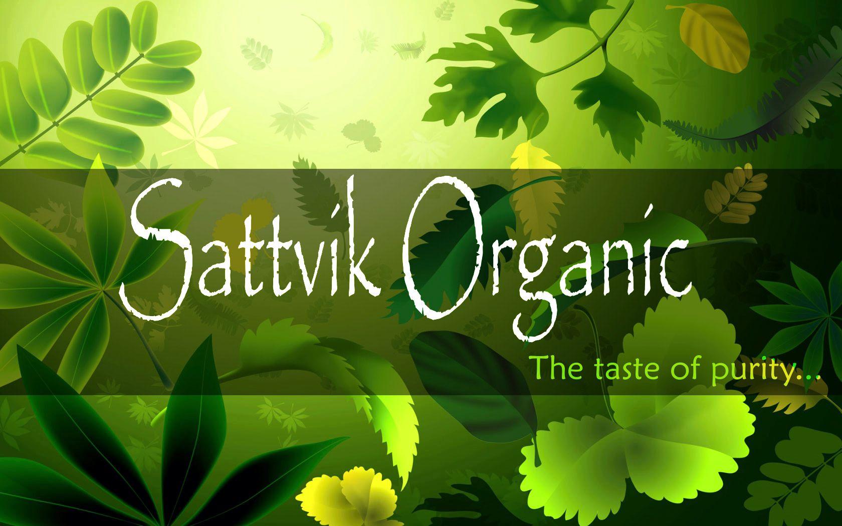 Sattvik Organic