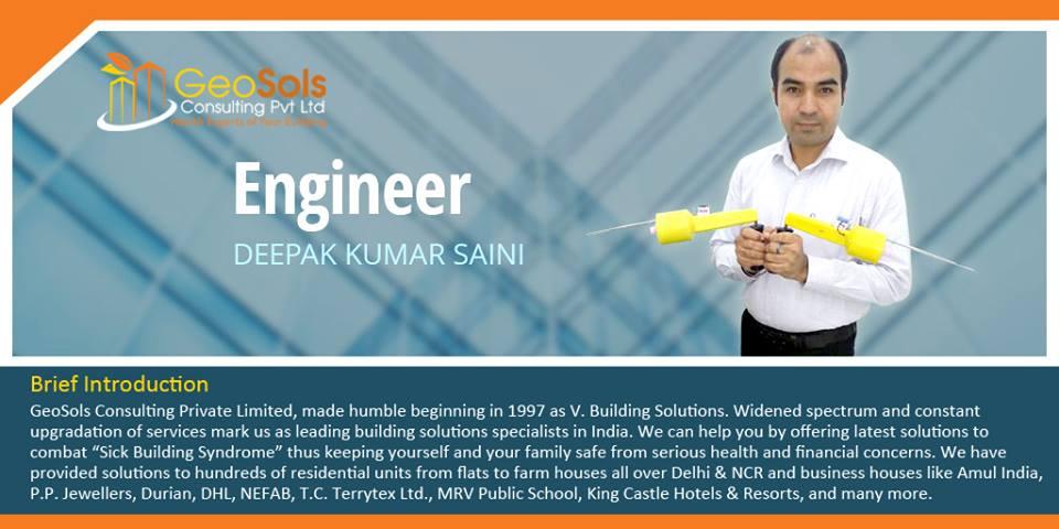 Deepak Saini | Vaastu Consultants