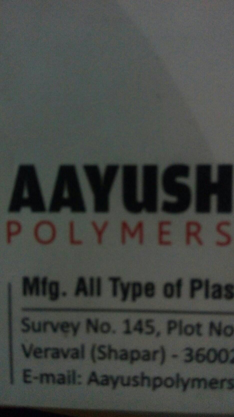 Aayushi Polymers