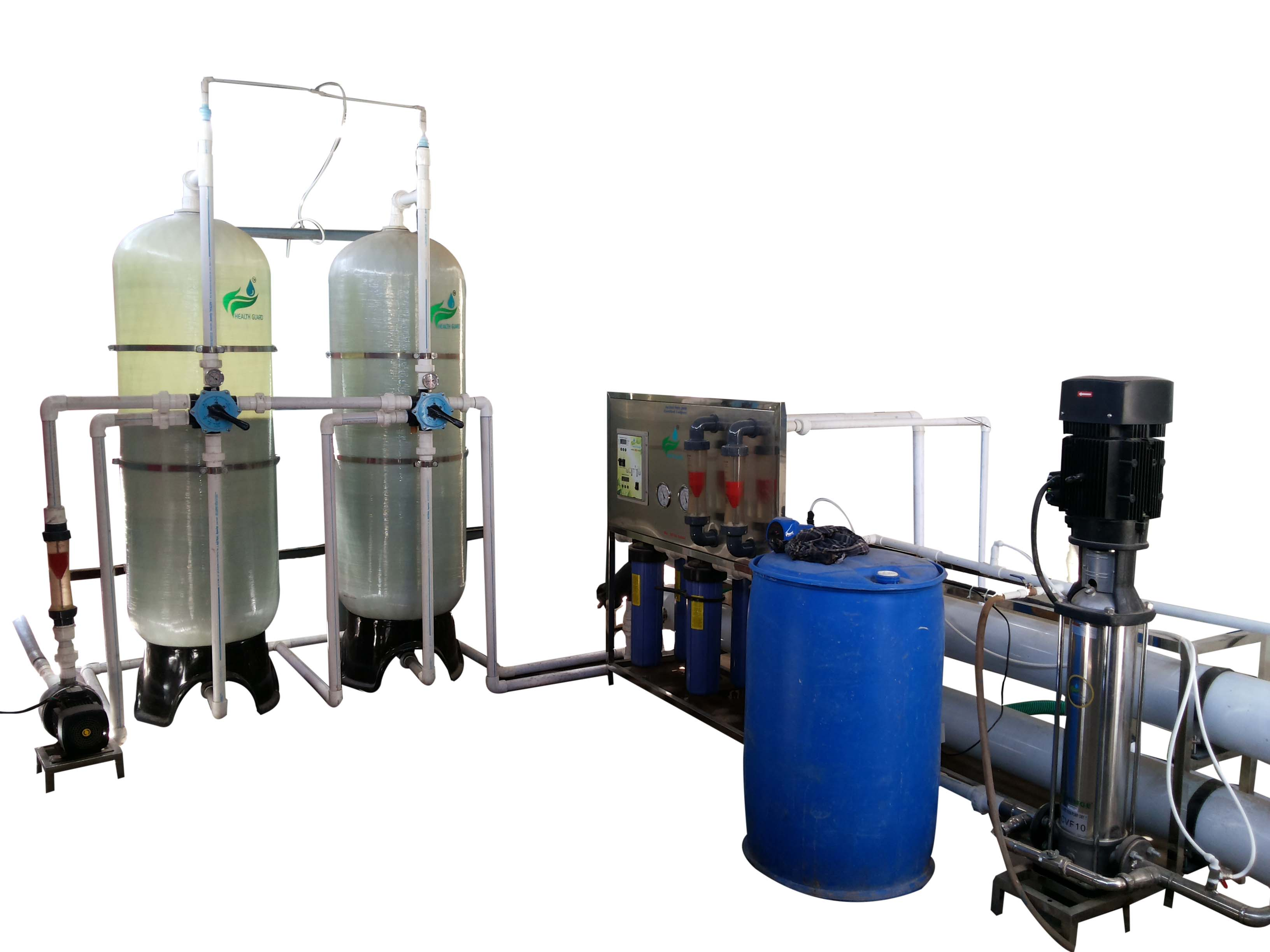 HEALTH GUARD WATER SOLUTION