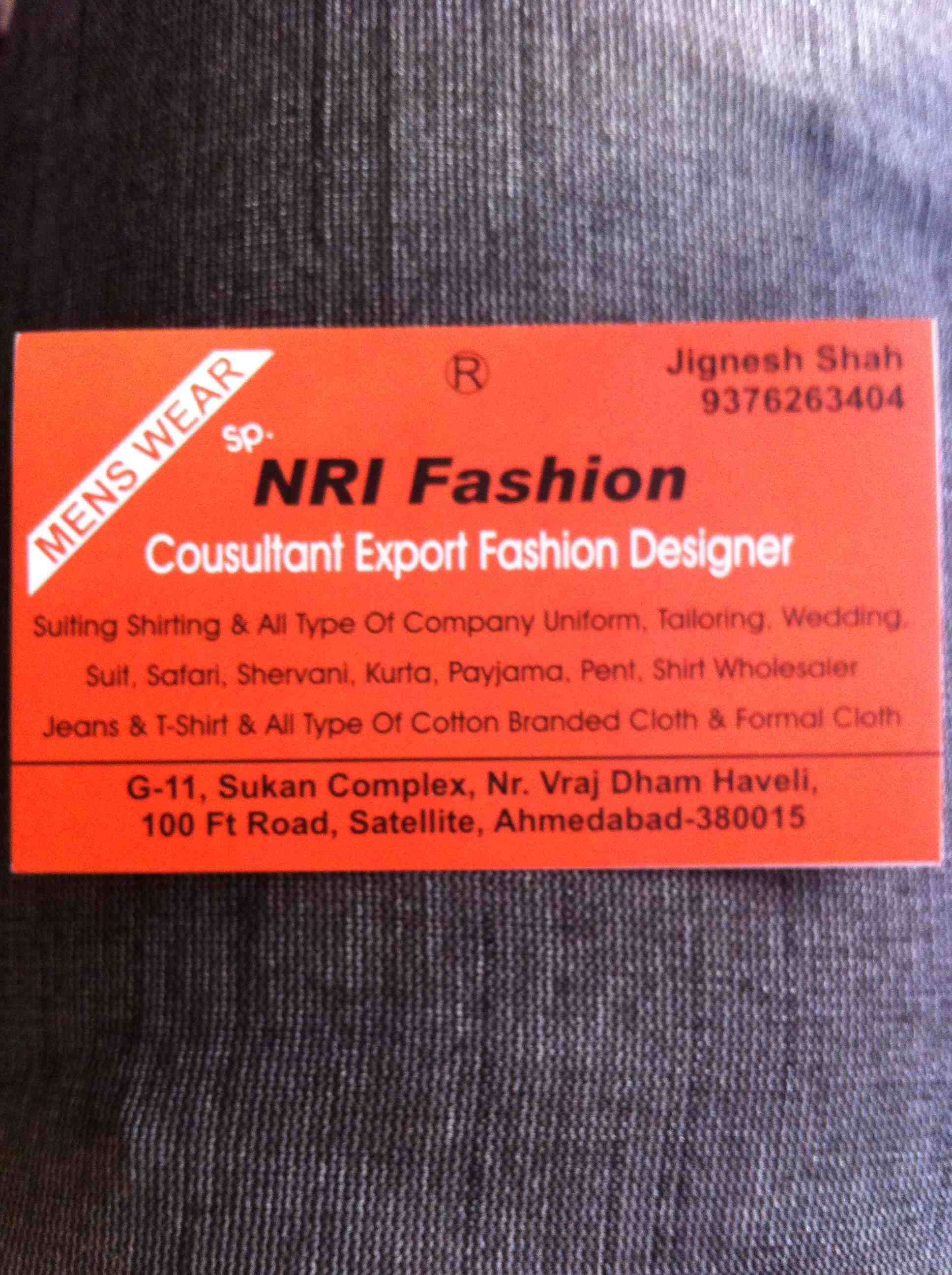 Nrifashion