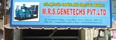 M.R.S Genetechs Pvt Ltd Call us @9840024252