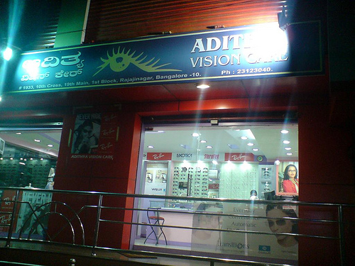 Adithya Vision Care