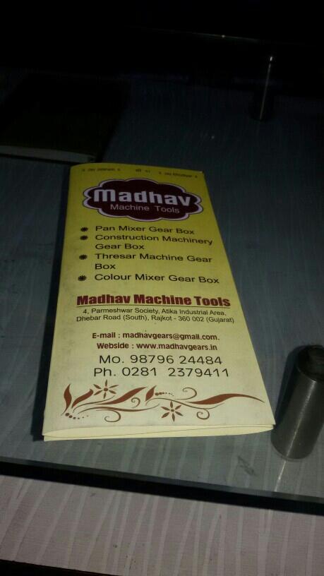 Madhav Machine Tools