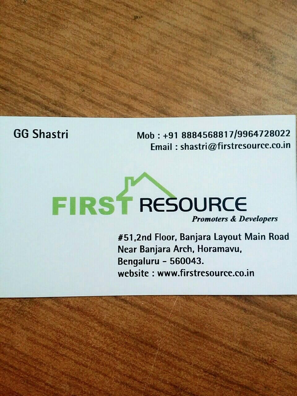First Resource