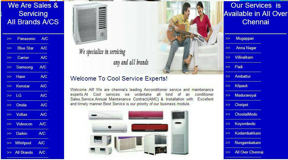 Cool service Centre
