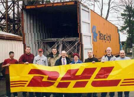 DHL India Packers and Movers