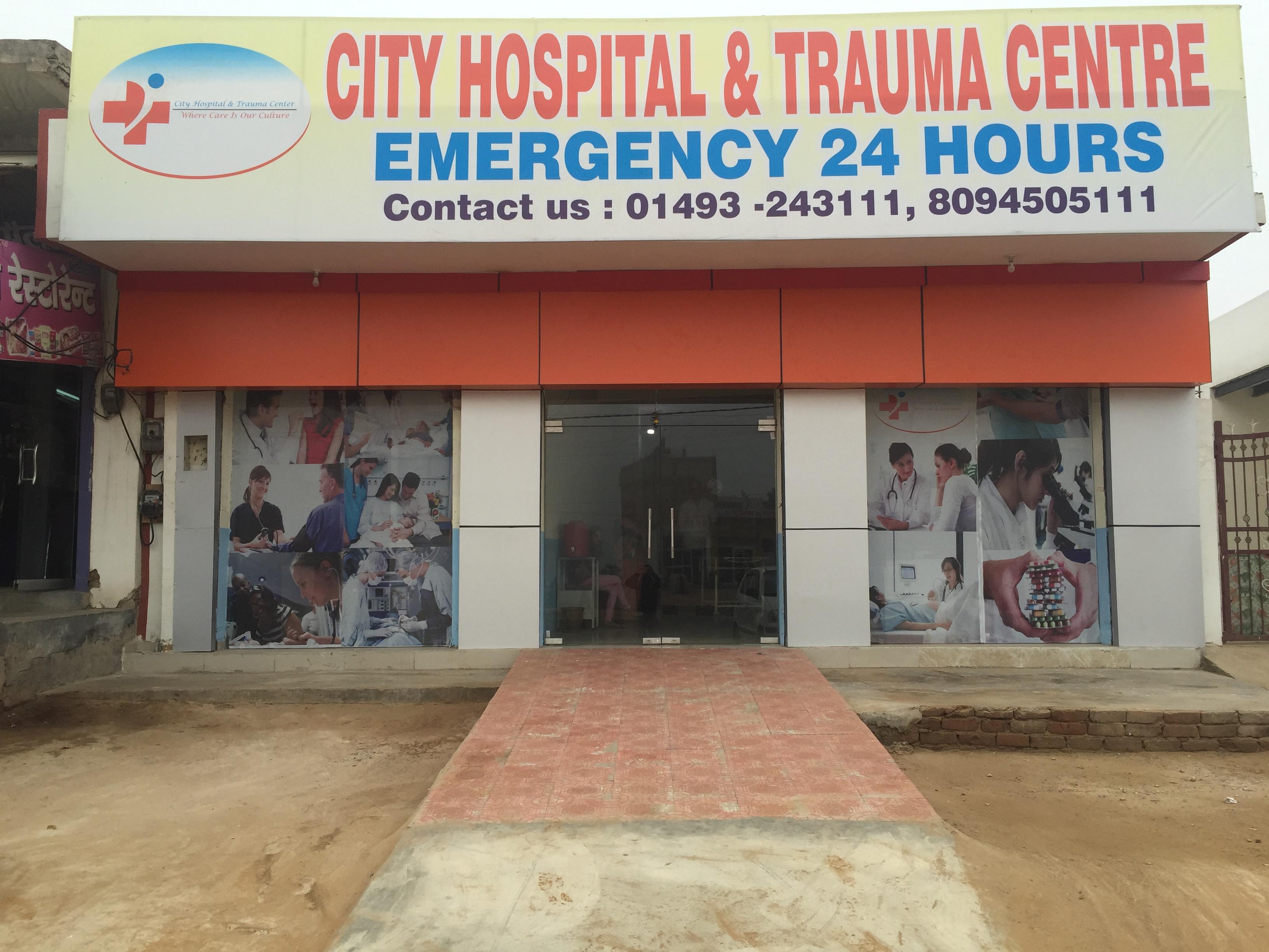 City Hospital & Trauma Center