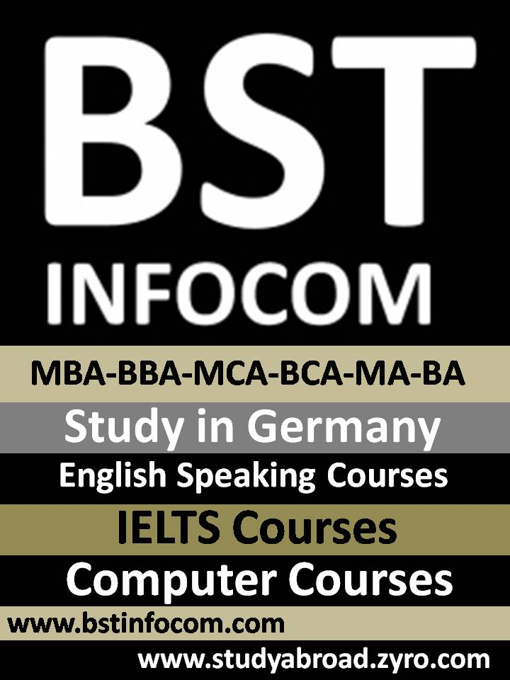 BST INFOCOM - Call 9810059159