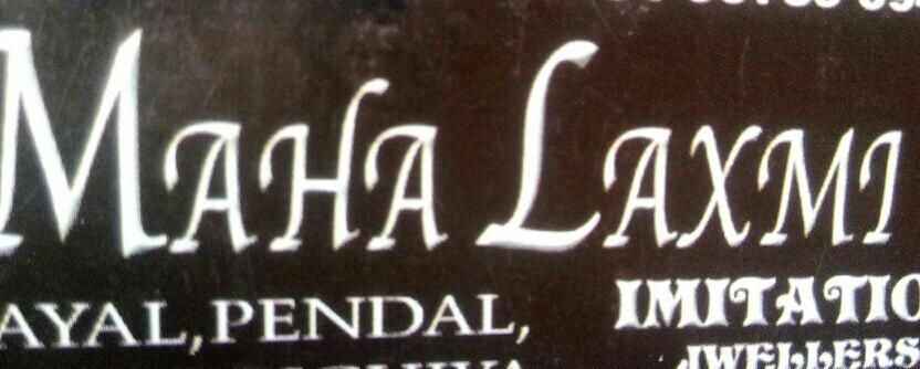 Maha Laxmi Imitation