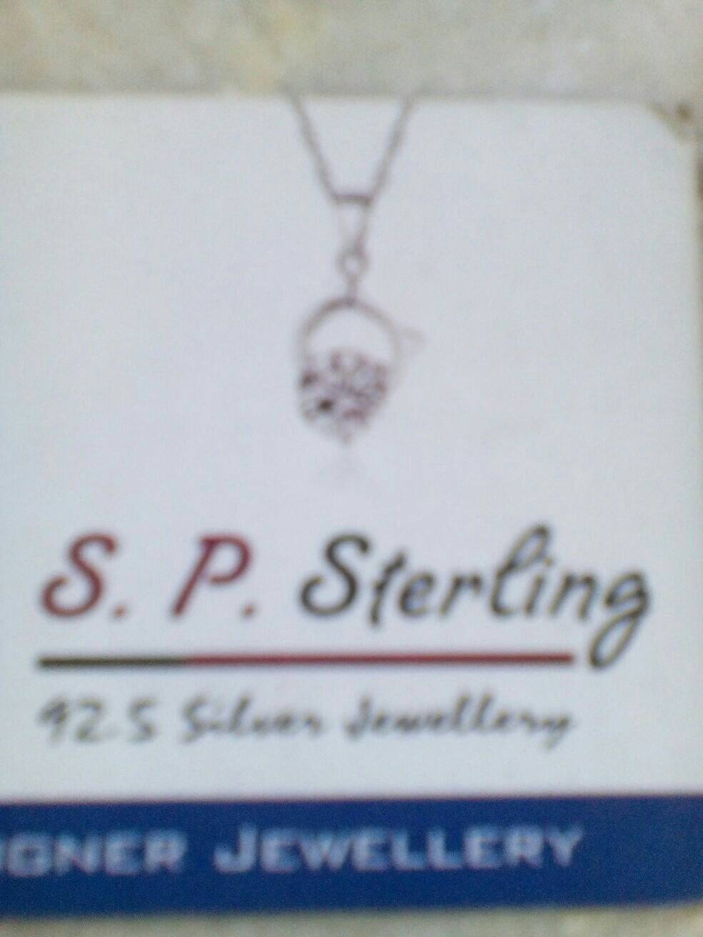 S. P. Sterling