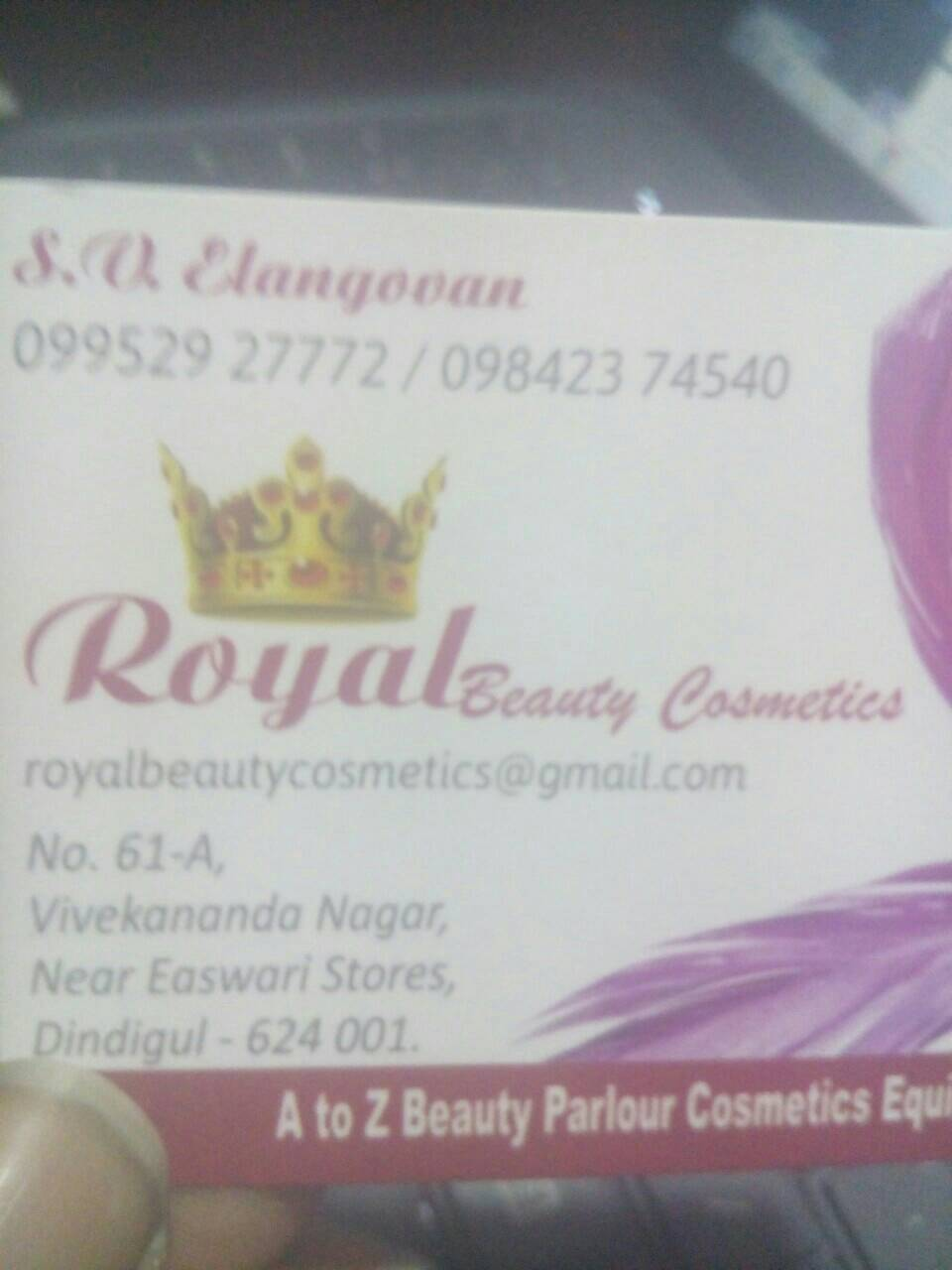 Royal Beauty 9952927772