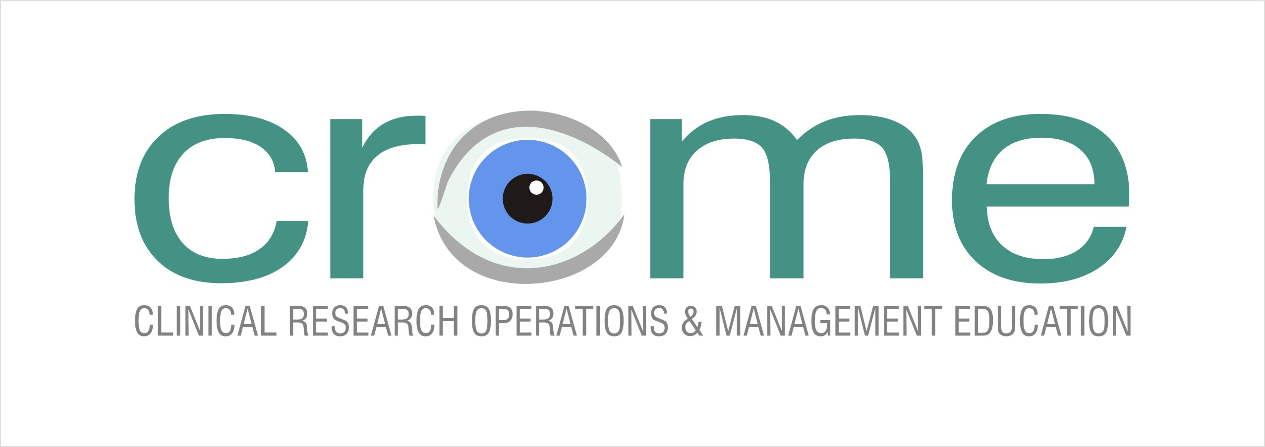 Clinical Research Operations & Management Education - CROME