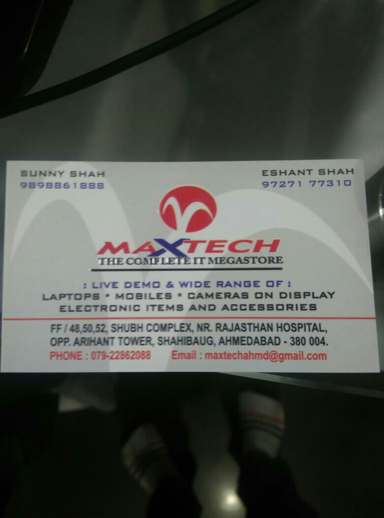 Maxtech Ahmedabad