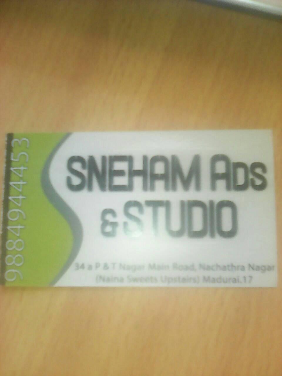 SNEHAM STUDIO