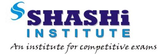 SHASHi INSTITUTE