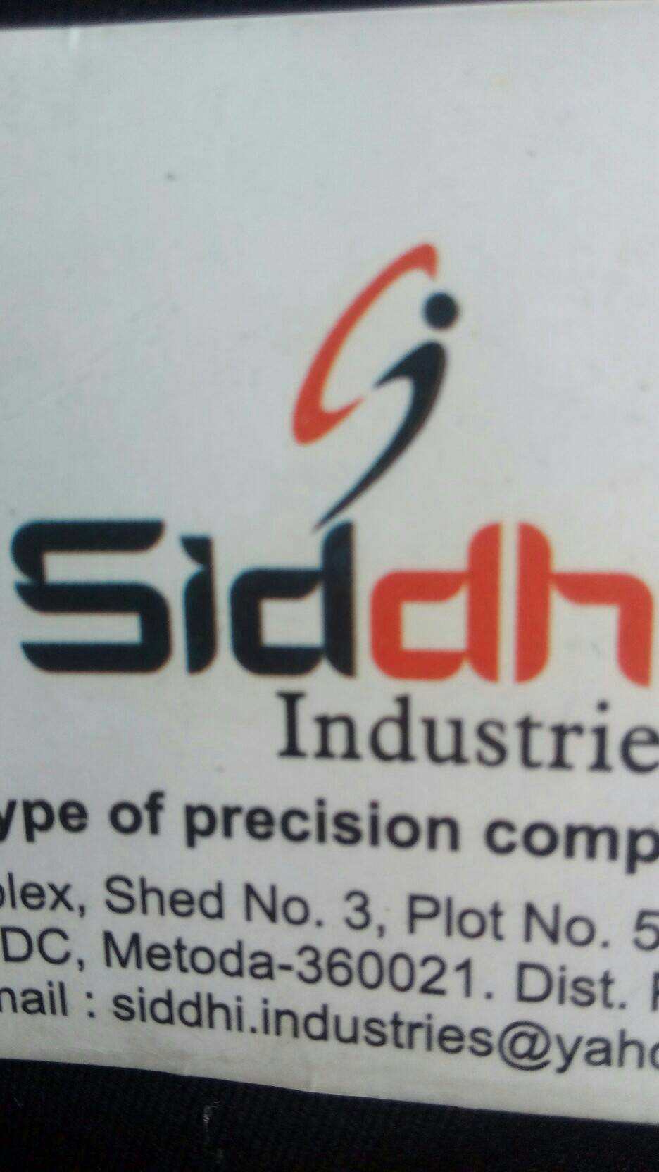 Siddhi Industries