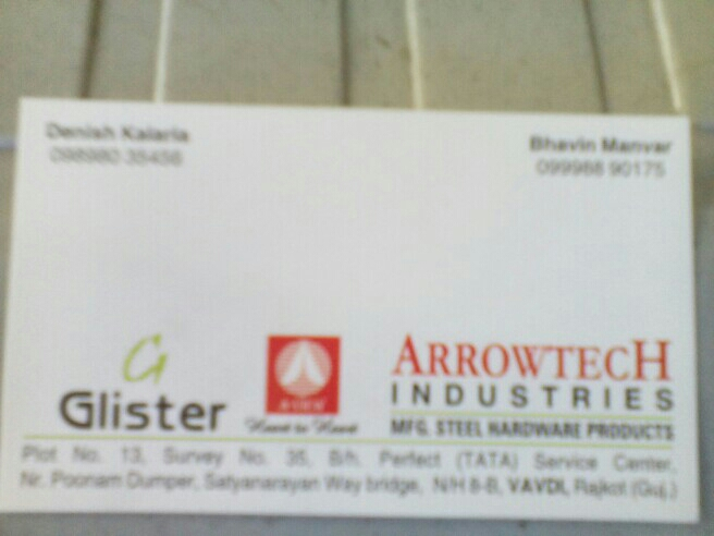 Arowtech Industries