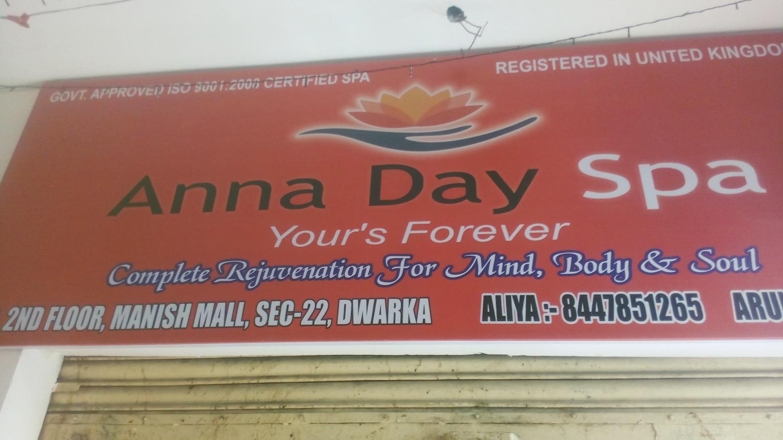 Anna Day Spa