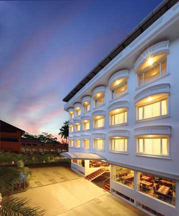 CRB Cochin Palace