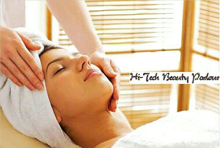 V-hi-tech hair & Skin Spa